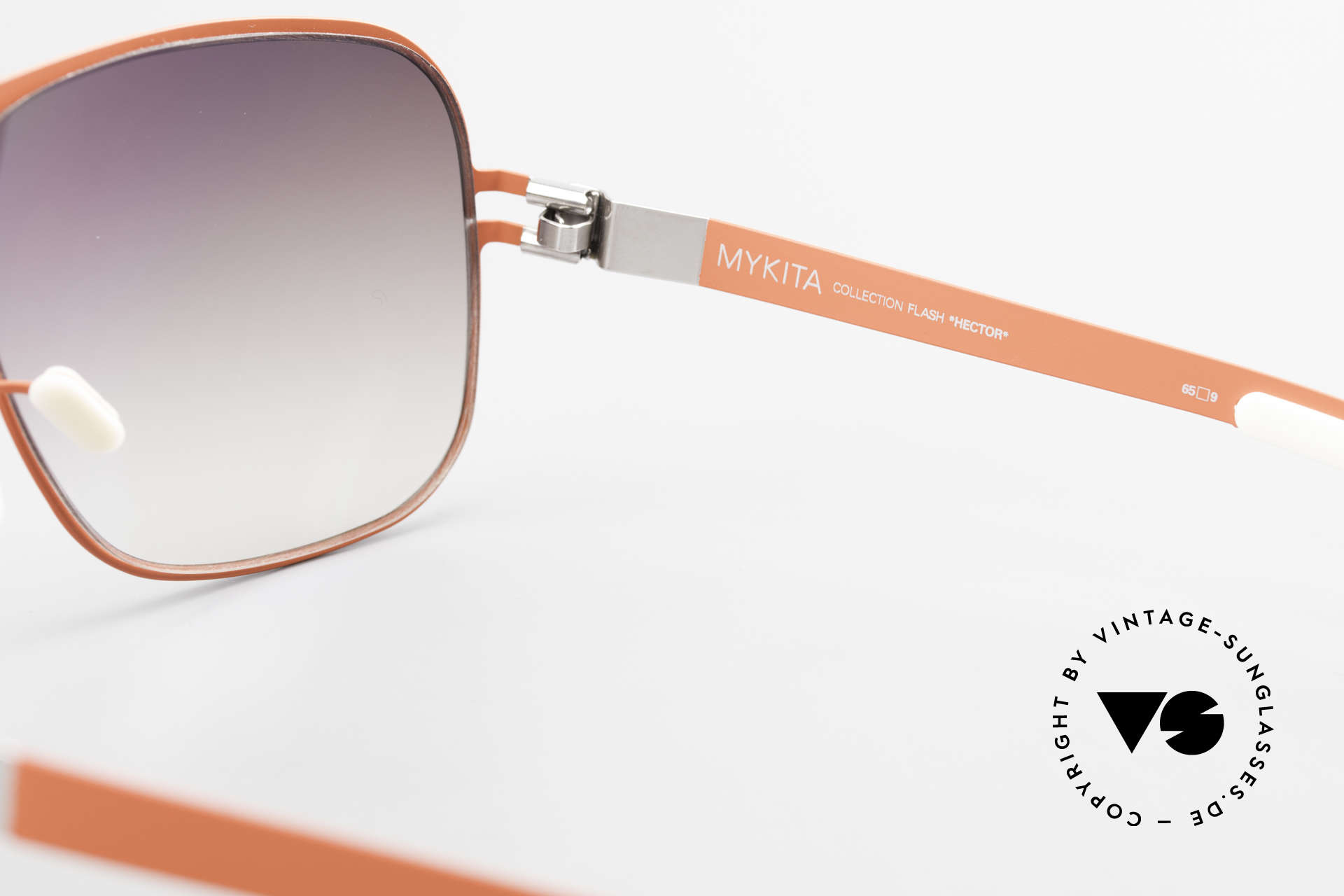 Mykita Hector Men's Aviator Sunglasses 2009's, thus, now available from us (unworn and with orig. case), Made for Men