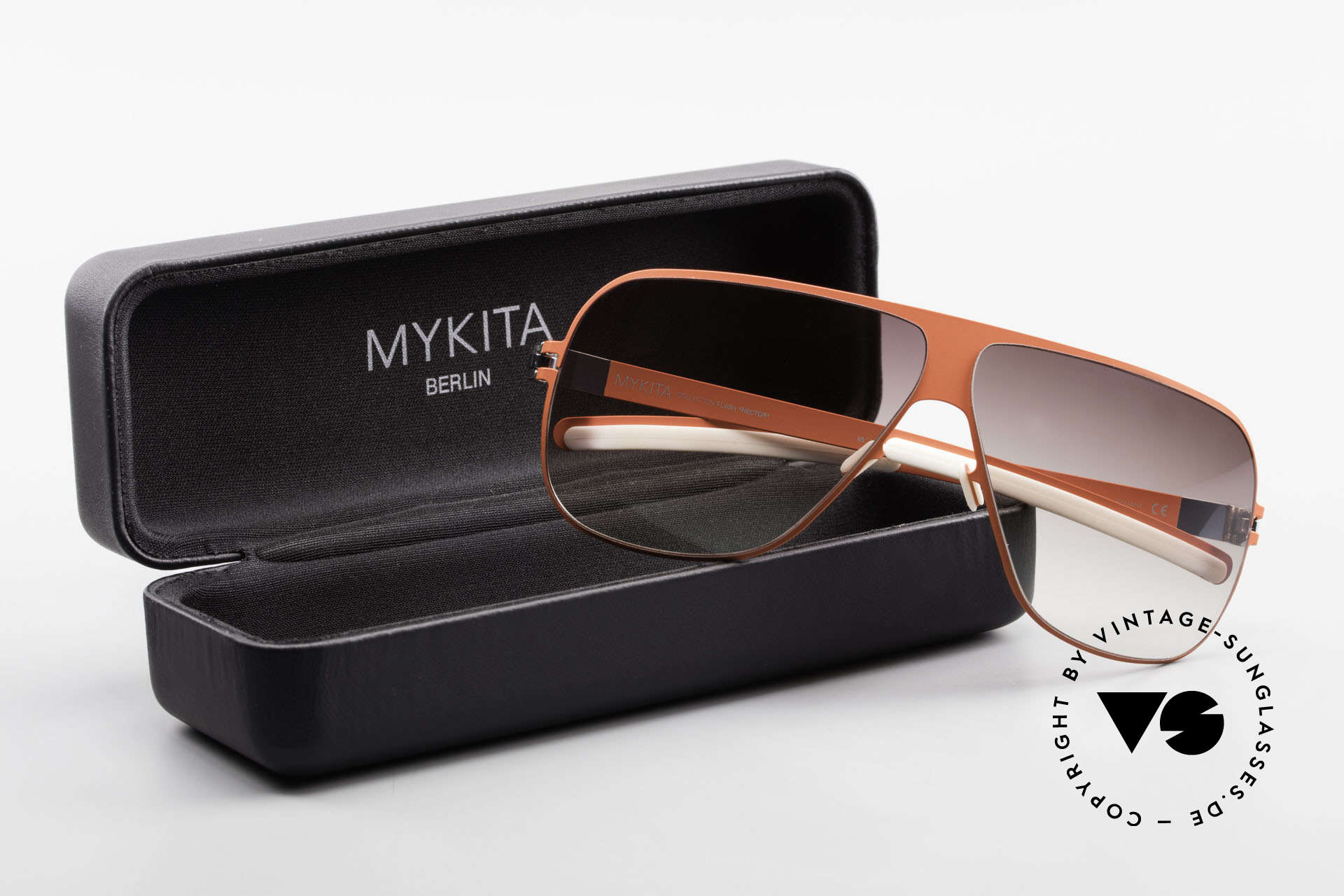 Mykita Hector Men's Aviator Sunglasses 2009's, Size: large, Made for Men