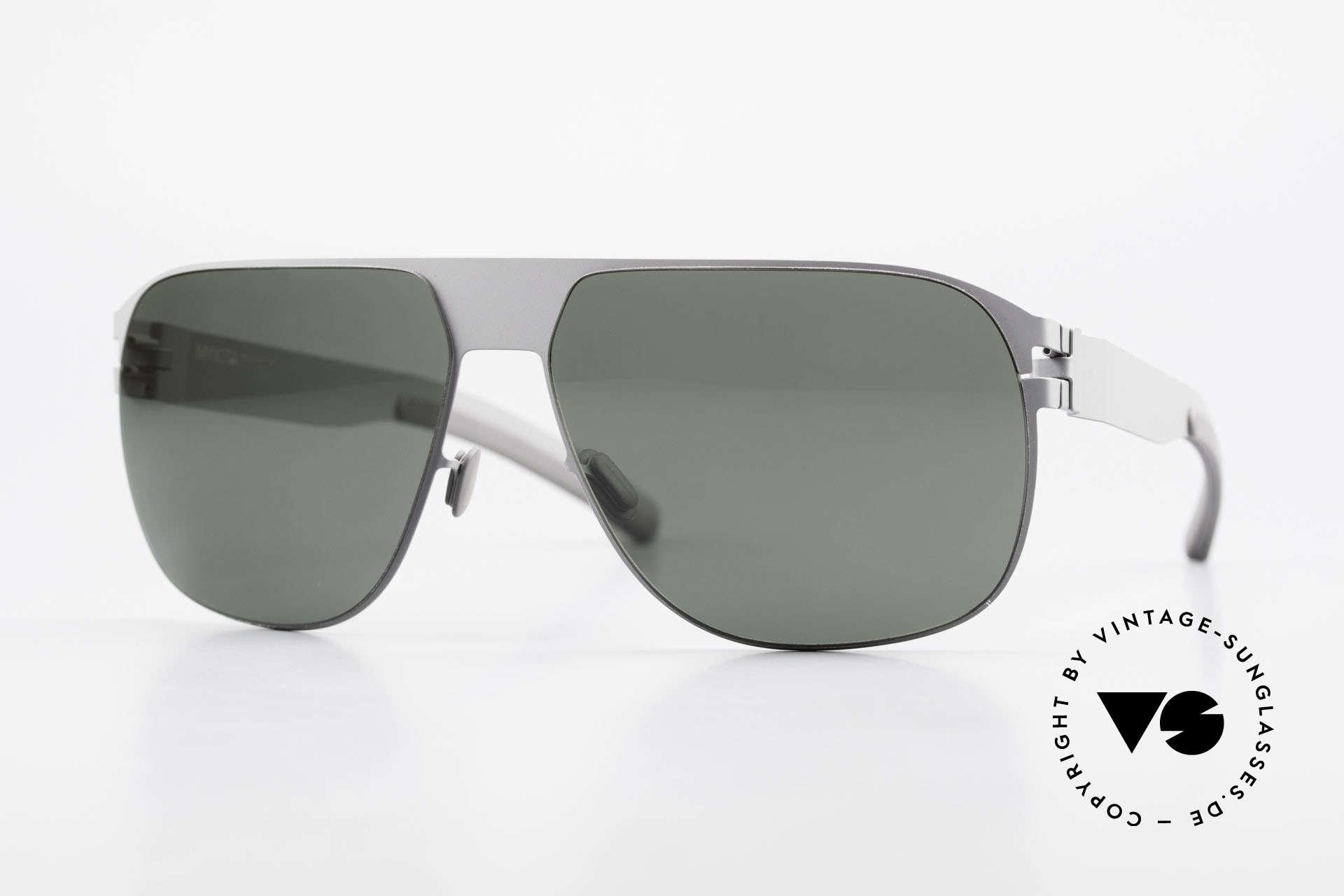 Mykita Tim Mykita Shades Vintage 2011's, original VINTAGE Mykita designer sunglasses from 2011, Made for Men