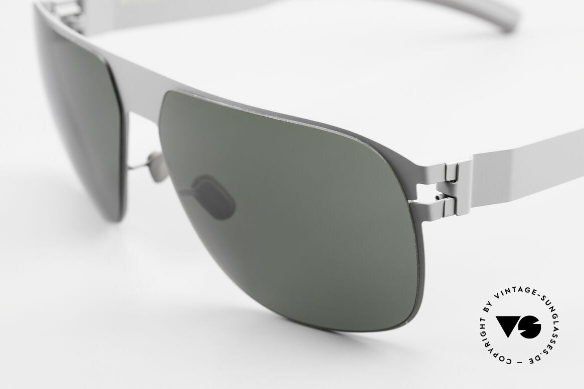 Mykita Tim Mykita Shades Vintage 2011's, innovative and flexible metal frame = One size fits all!, Made for Men