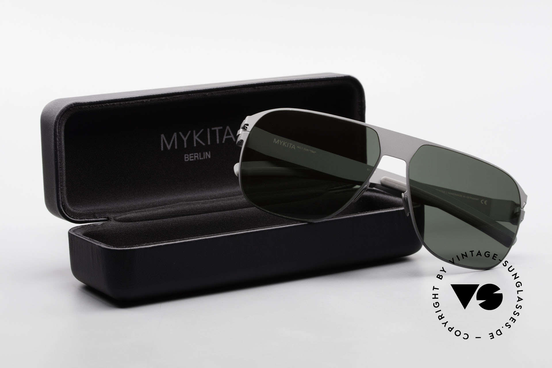 Mykita Tim Mykita Shades Vintage 2011's, Size: medium, Made for Men