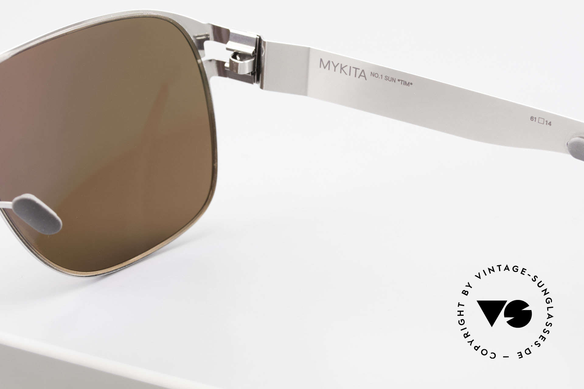 Mykita Tim Vintage Designer Shades 2011's, thus, now available from us (unworn and with orig. case), Made for Men