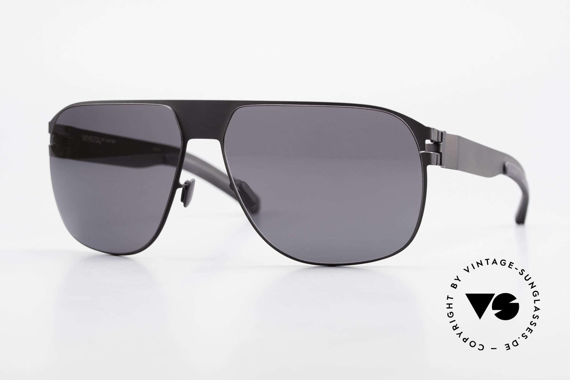 Mykita Tim No 1 Collection Shades 2011's, original VINTAGE Mykita designer sunglasses from 2011, Made for Men