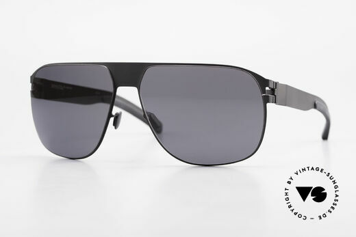 Mykita Tim No 1 Collection Shades 2011's Details