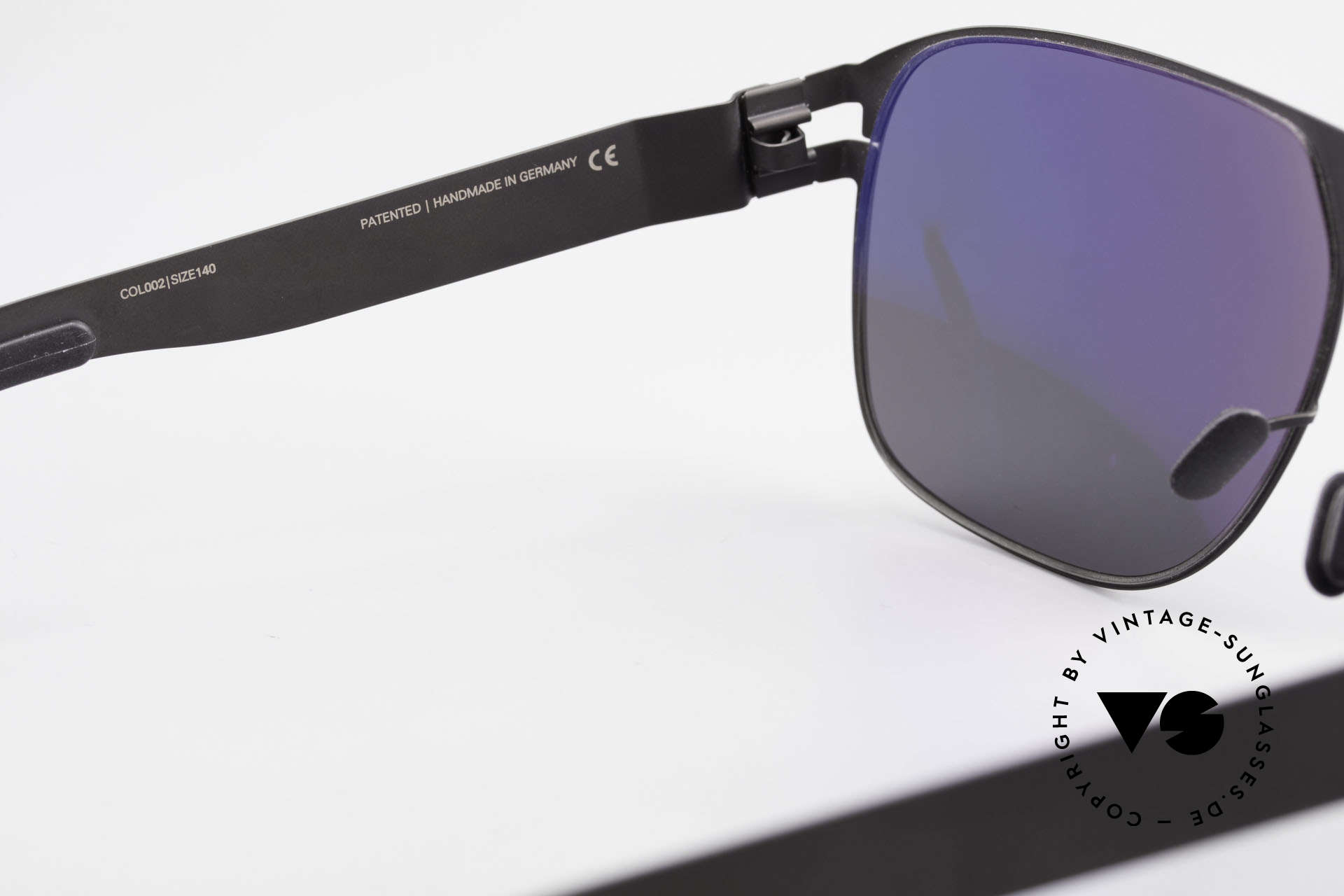 Mykita Tim No 1 Collection Shades 2011's, worn by many celebs (rare & in high demand, meanwhile), Made for Men