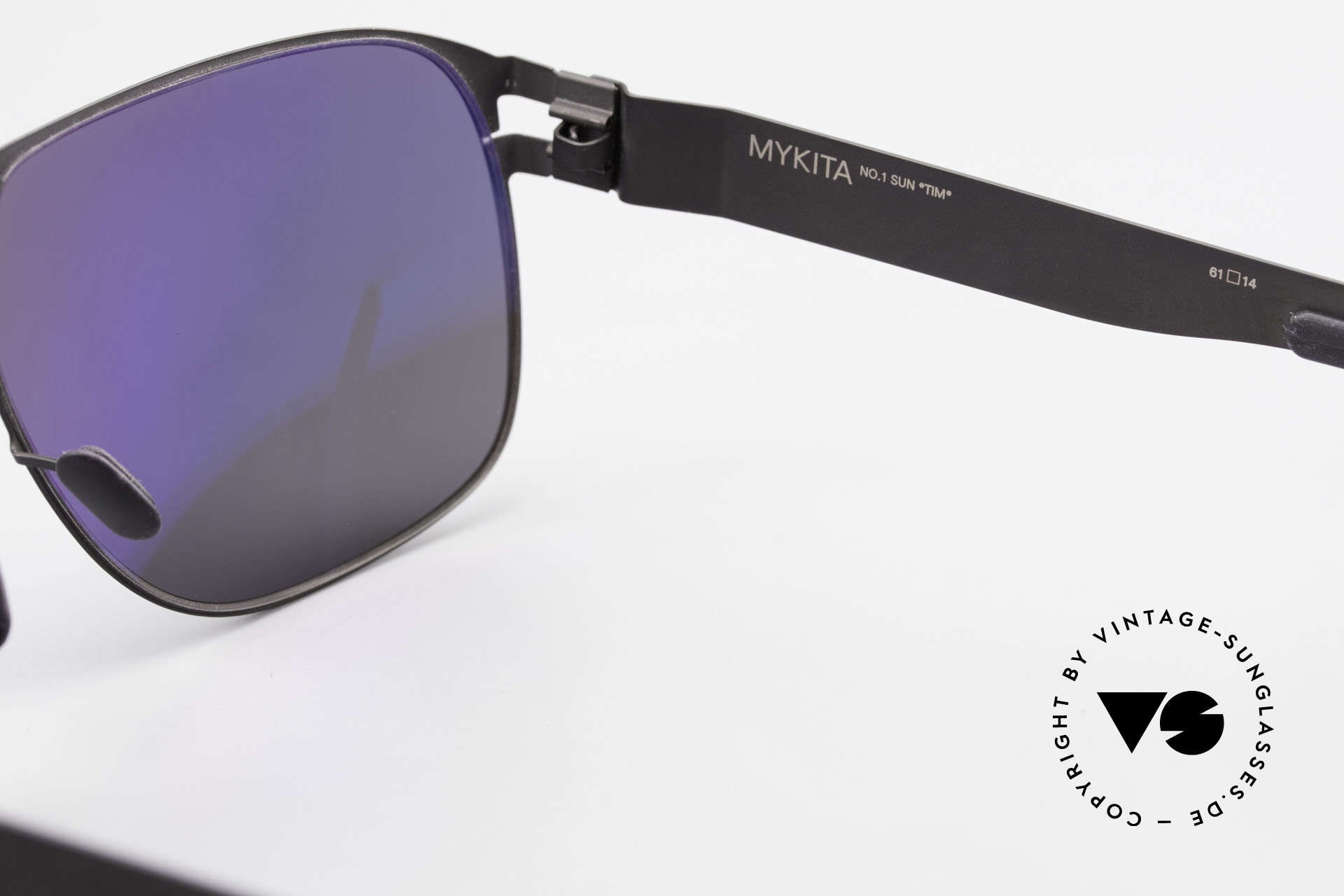 Mykita Tim No 1 Collection Shades 2011's, thus, now available from us (unworn and with orig. case), Made for Men