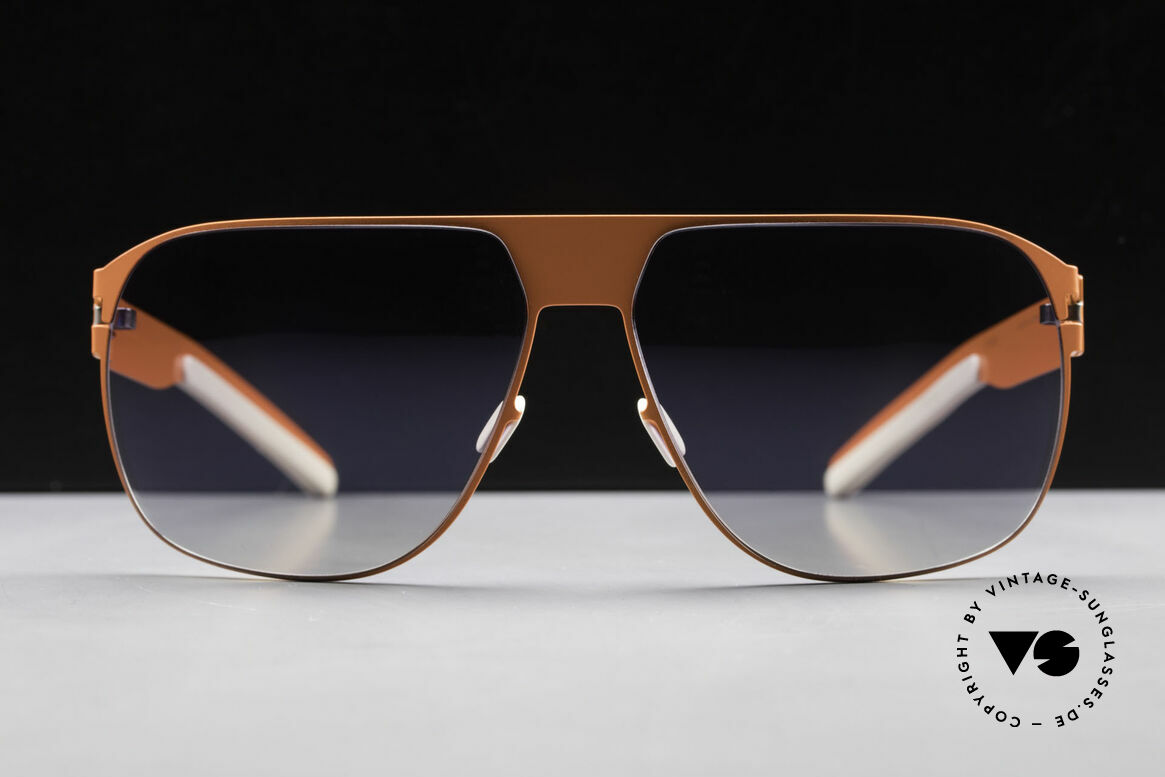 Mykita Tim Collection No 1 Shades 2011's, innovative and flexible metal frame = One size fits all!, Made for Men