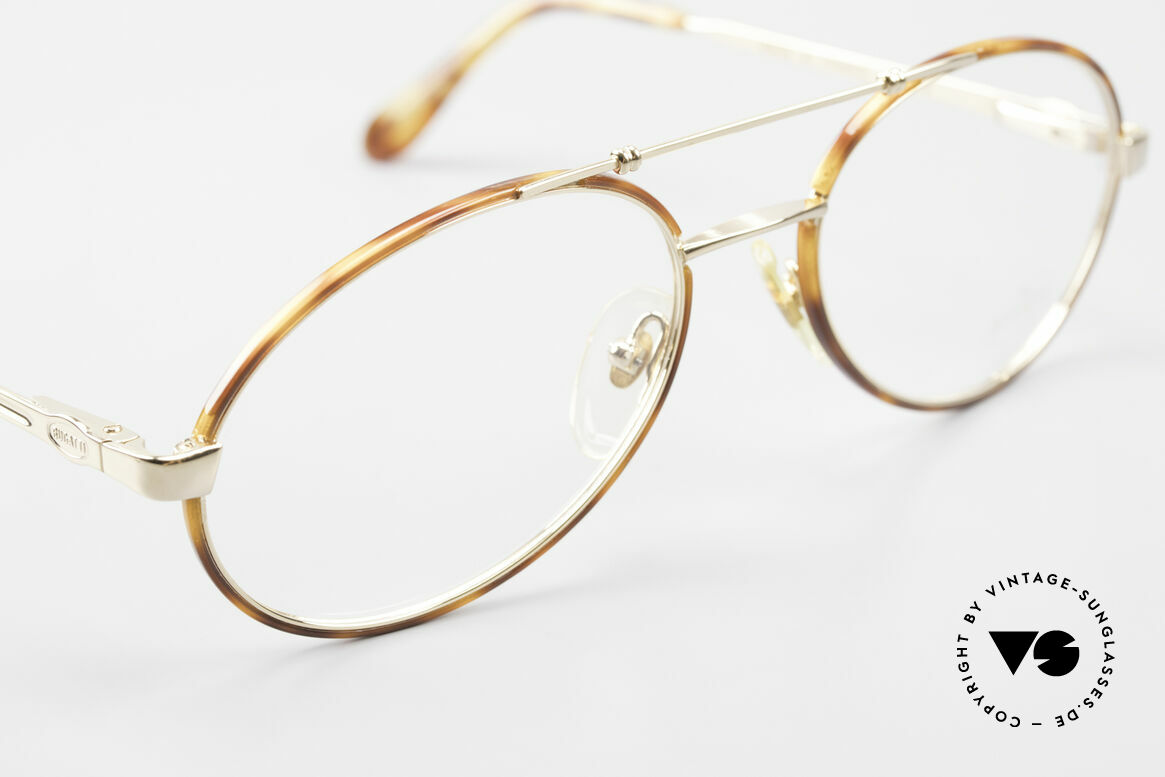 Bugatti 14782 Luxury 80's Eyeglass-Frame, NO RETRO specs, but an old original from the 80's, Made for Men