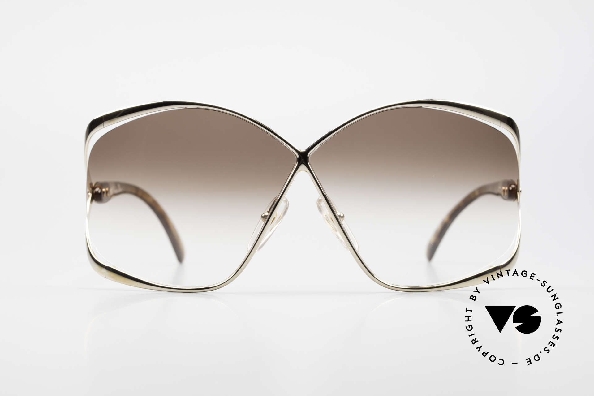 Christian Dior 2056 80's Butterfly Sunglasses, the most beautiful model of the C. Dior Collection!, Made for Women