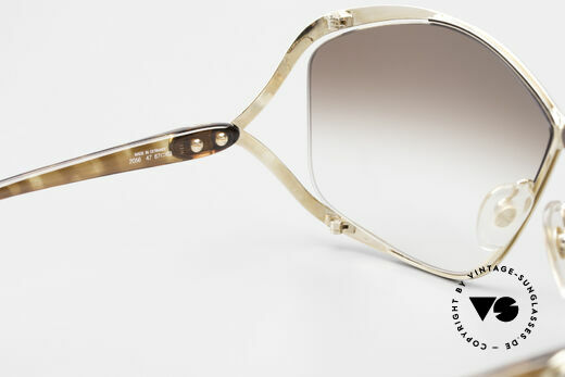 Christian Dior 2056 80's Butterfly Sunglasses, NO RETRO SHADES, but a 30 years old unique rarity!, Made for Women