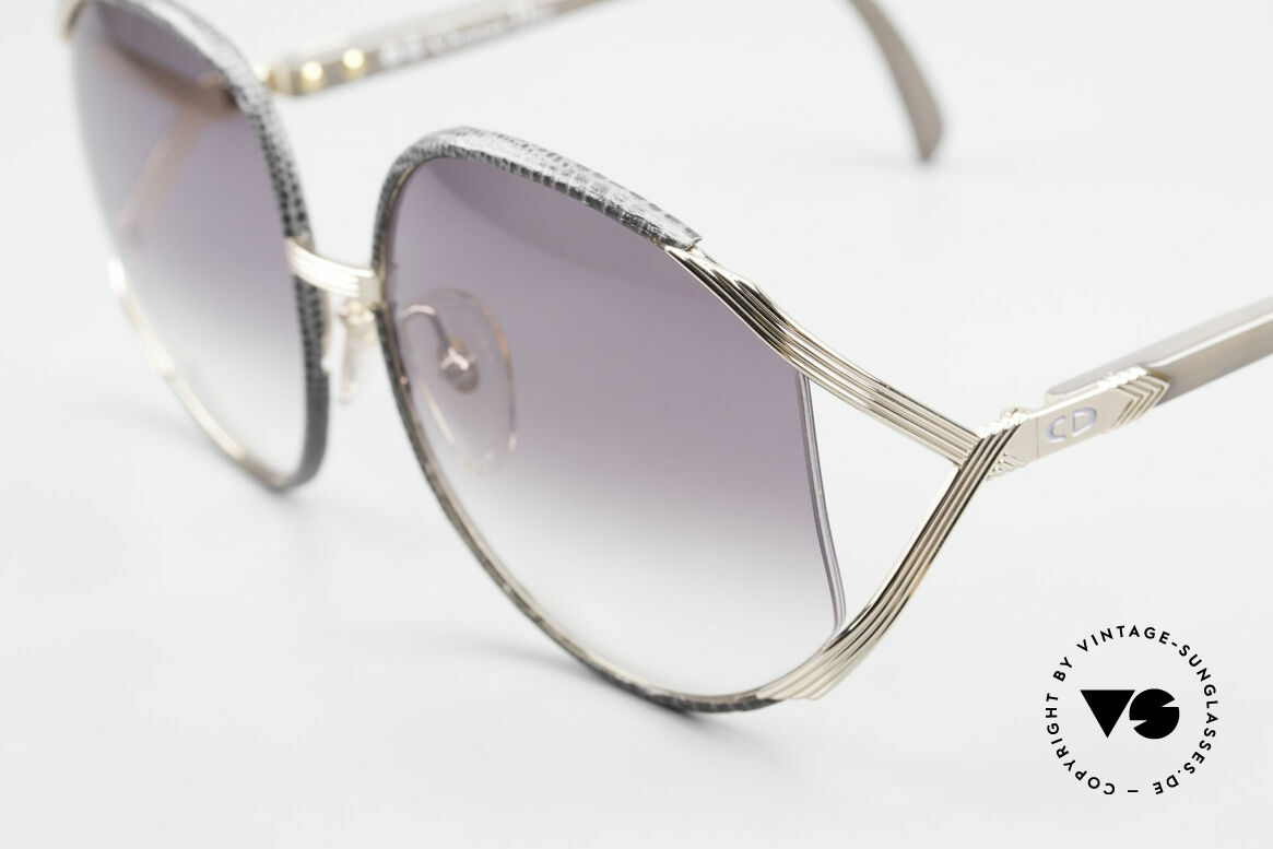 """Christian Dior 2250 Rihanna Leather Sunglasses, worn by Rihanna on the """"Man Down"""" single cover in 2011, Made for Women"""