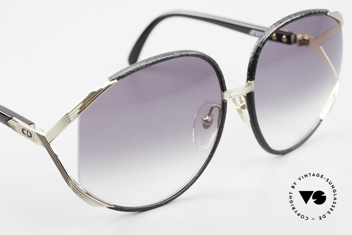 """Christian Dior 2250 Rihanna Sunglasses Leather, and in 2010, on the cover of the US """"Interview Magazine"""", Made for Women"""