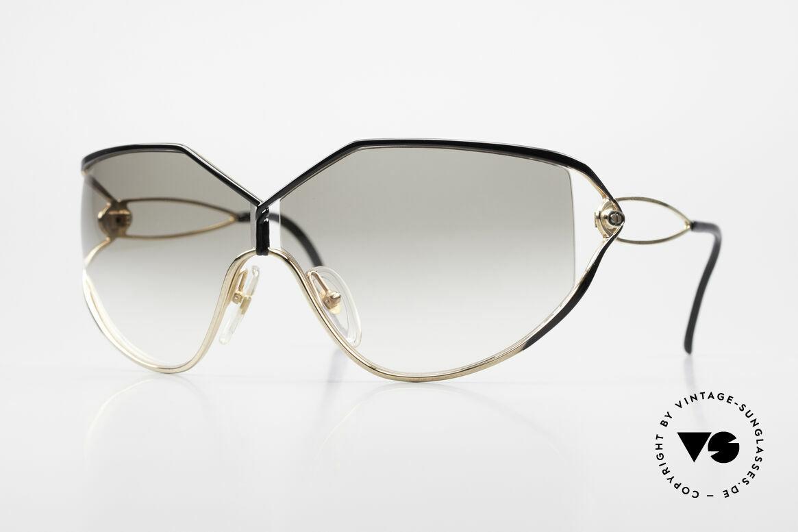 Christian Dior 2345 Designer Sunglasses Ladies, oversized vintage DIOR designer sunglasses, Made for Women