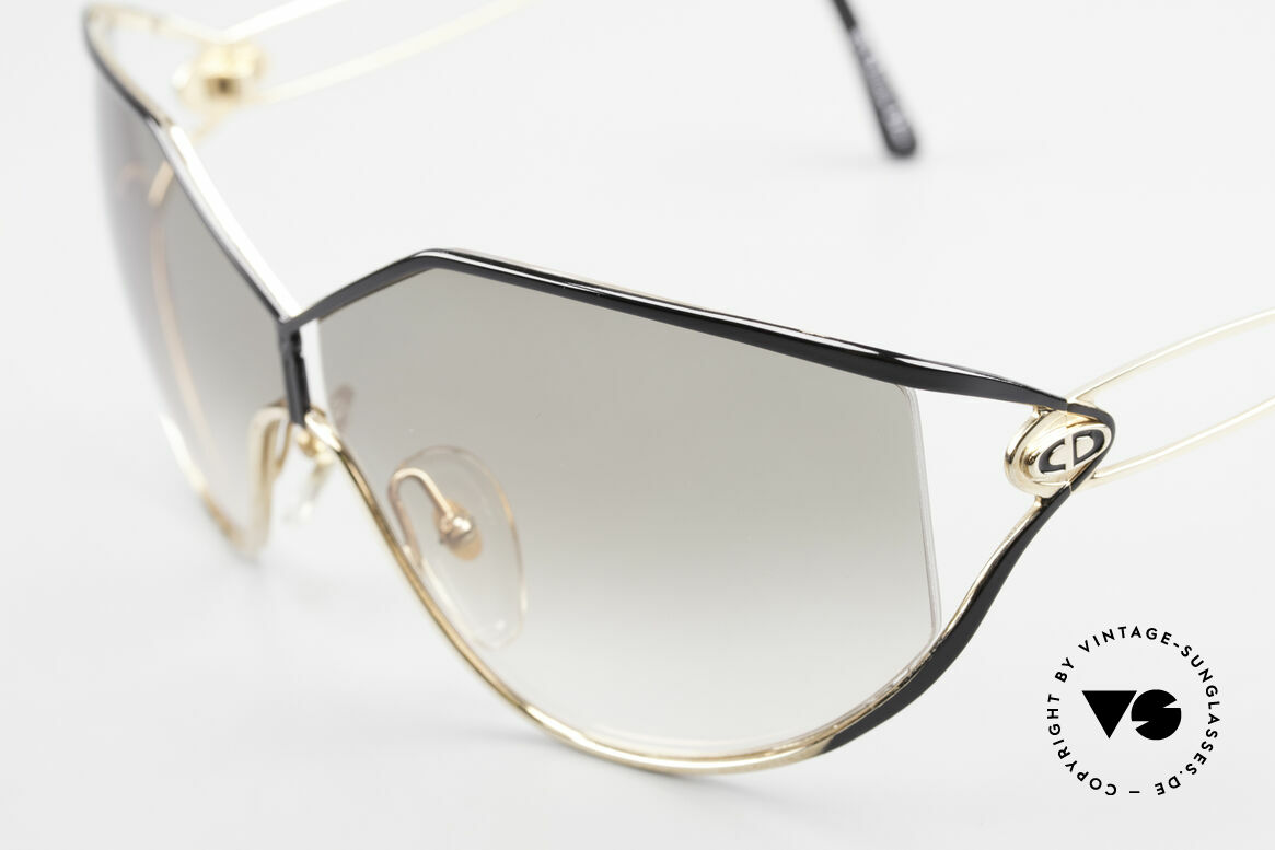 Christian Dior 2345 Designer Sunglasses Ladies, never worn (like all our vintage DIOR shades), Made for Women