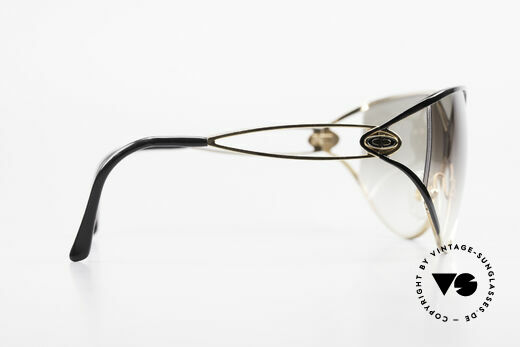 Christian Dior 2345 Designer Sunglasses Ladies, light tinted sun lenses (100% UV protection), Made for Women