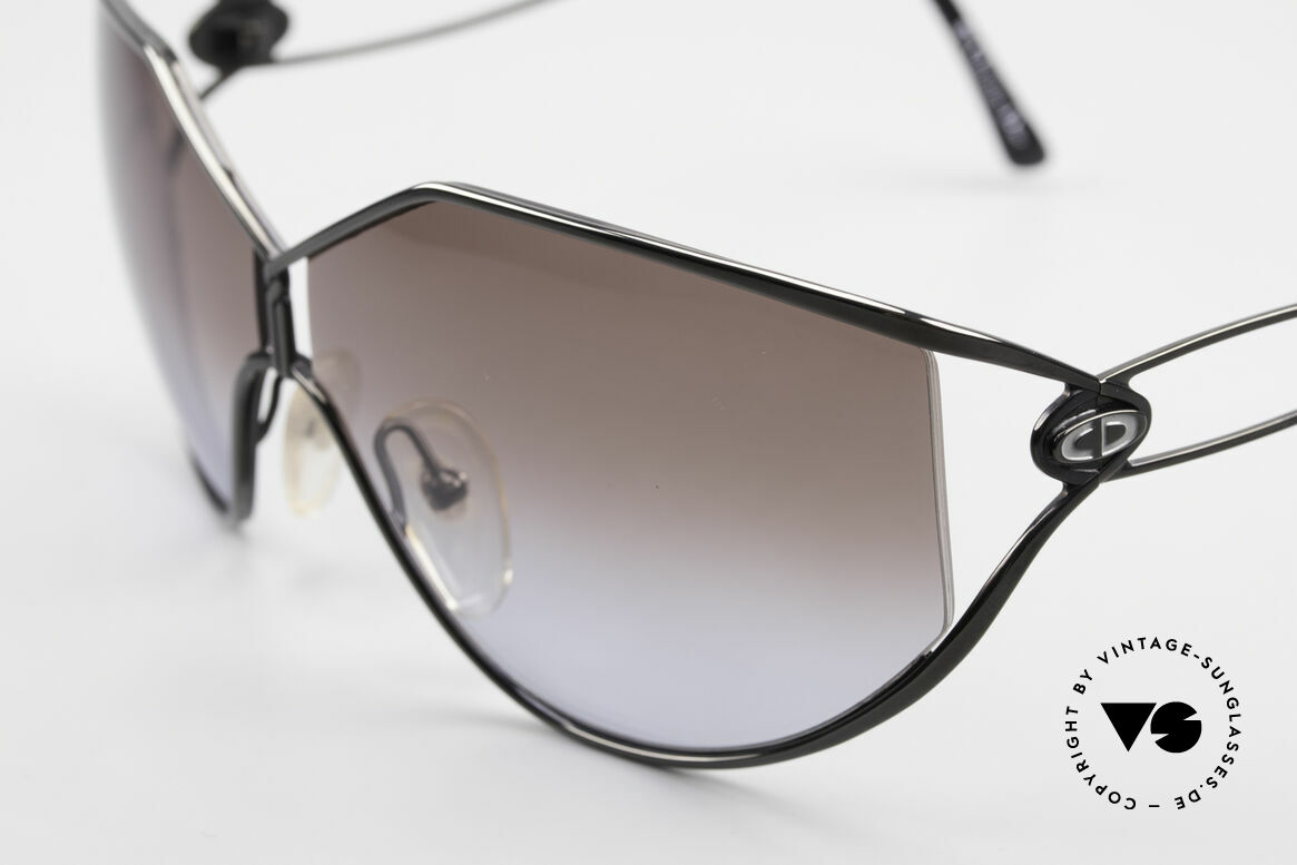 Christian Dior 2345 Ladies Designer Sunglasses 90s, never worn (like all our vintage DIOR shades), Made for Women
