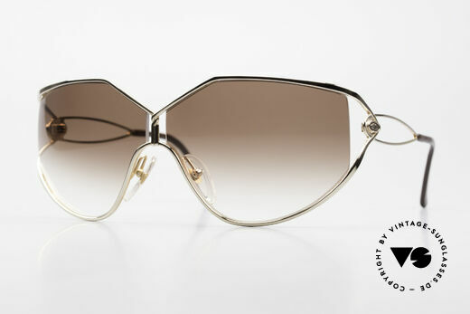 Christian Dior 2345 Ladies 90s Designer Sunglasses Details