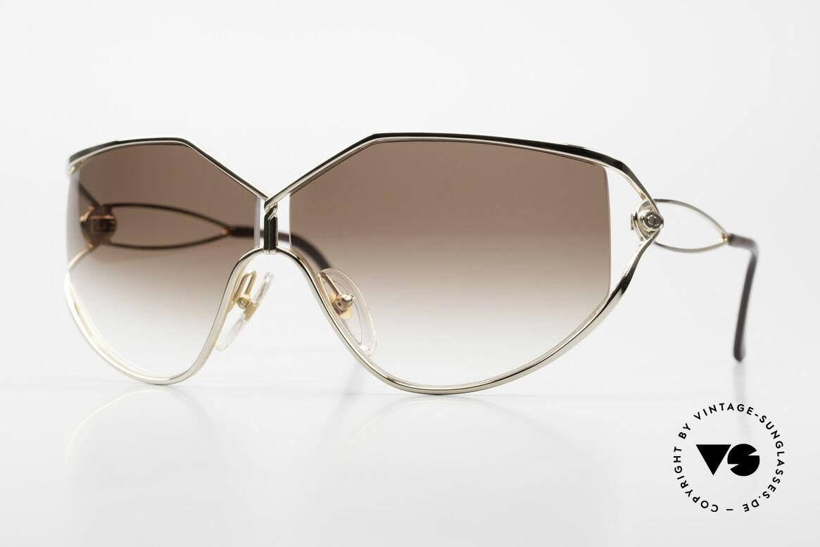 Christian Dior 2345 Ladies 90s Designer Sunglasses, oversized vintage DIOR designer sunglasses, Made for Women