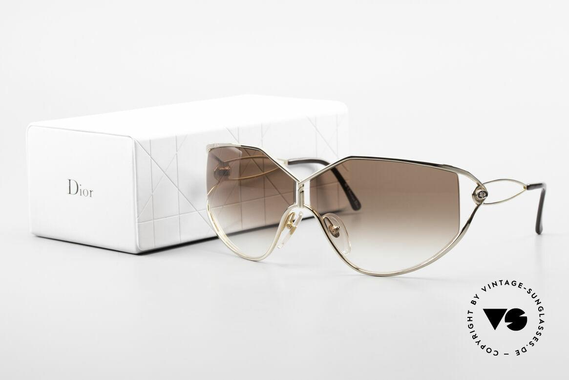Christian Dior 2345 Ladies 90s Designer Sunglasses, Size: medium, Made for Women