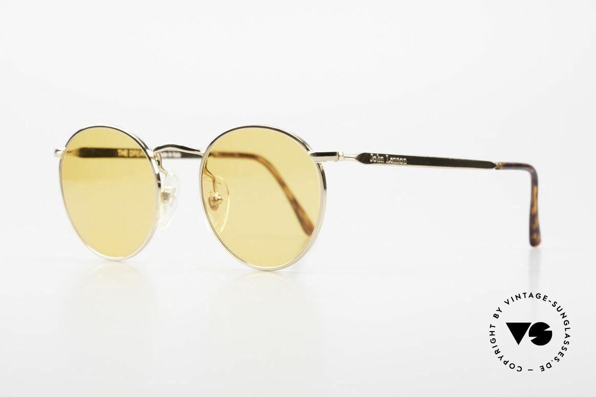 John Lennon - The Dreamer Extra Small Round Sunglasses, all models named after famous J.Lennon / Beatles songs, Made for Men and Women