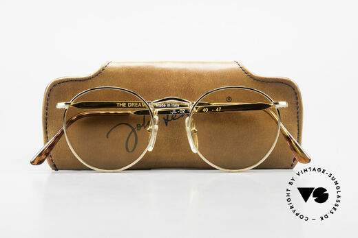 John Lennon - The Dreamer Extra Small Round Sunglasses, never worn (like all our vintage John Lennon sunglasses), Made for Men and Women