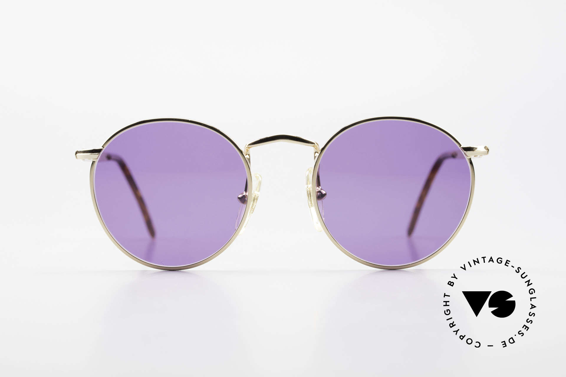 John Lennon - The Dreamer Extra Small Panto Sunglasses, mod. 'The Dreamer': panto sunglasses in 47mm size (XS), Made for Men and Women