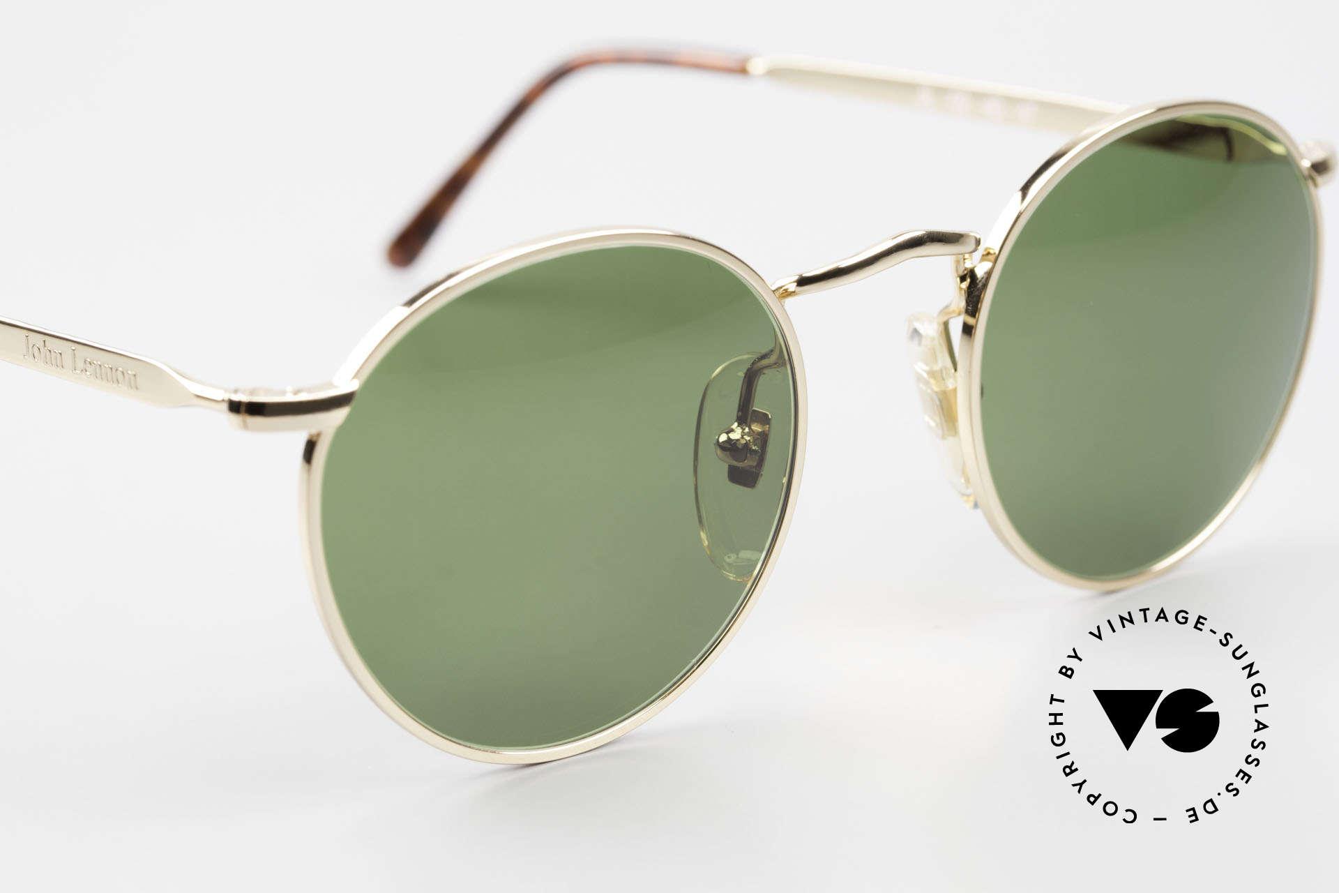 John Lennon - The Dreamer Original JL Collection Glasses, NO RETRO PANTO SUNGLASSES; but a rare old Original, Made for Men and Women