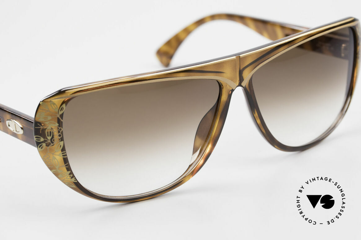 Christian Dior 2421 Ladies Sunglasses 80's Rarity, new old stock (like all our rare Christian Dior shades), Made for Women