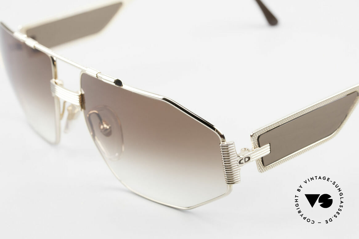Christian Dior 2427 80's Dior Monsieur Sunglasses, unused (like all our rare vintage Christian Dior models), Made for Men