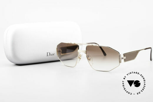 Christian Dior 2427 80's Dior Monsieur Sunglasses, Size: large, Made for Men