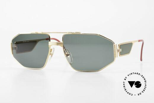 Christian Dior 2427 Dior Monsieur 80's Sunglasses Details