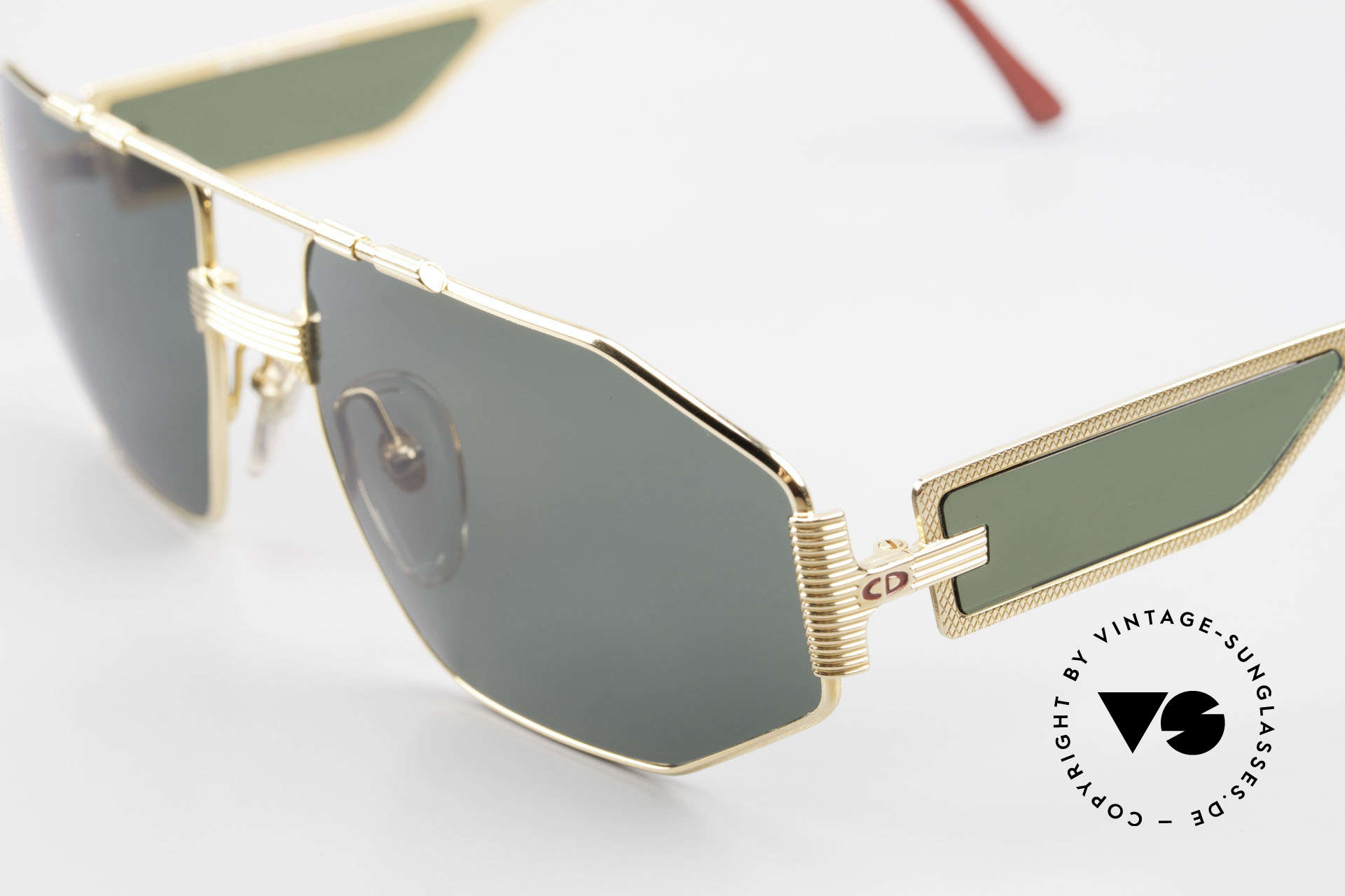 Christian Dior 2427 Dior Monsieur 80's Sunglasses, unused (like all our rare vintage Christian Dior models), Made for Men