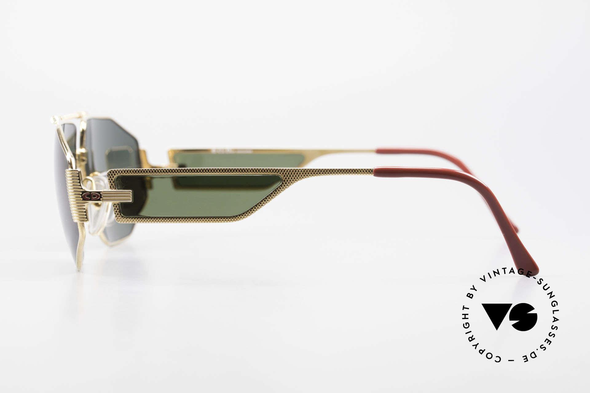 Christian Dior 2427 Dior Monsieur 80's Sunglasses, ORIGINAL 80´s designer sunglasses (NO RETRO fashion), Made for Men