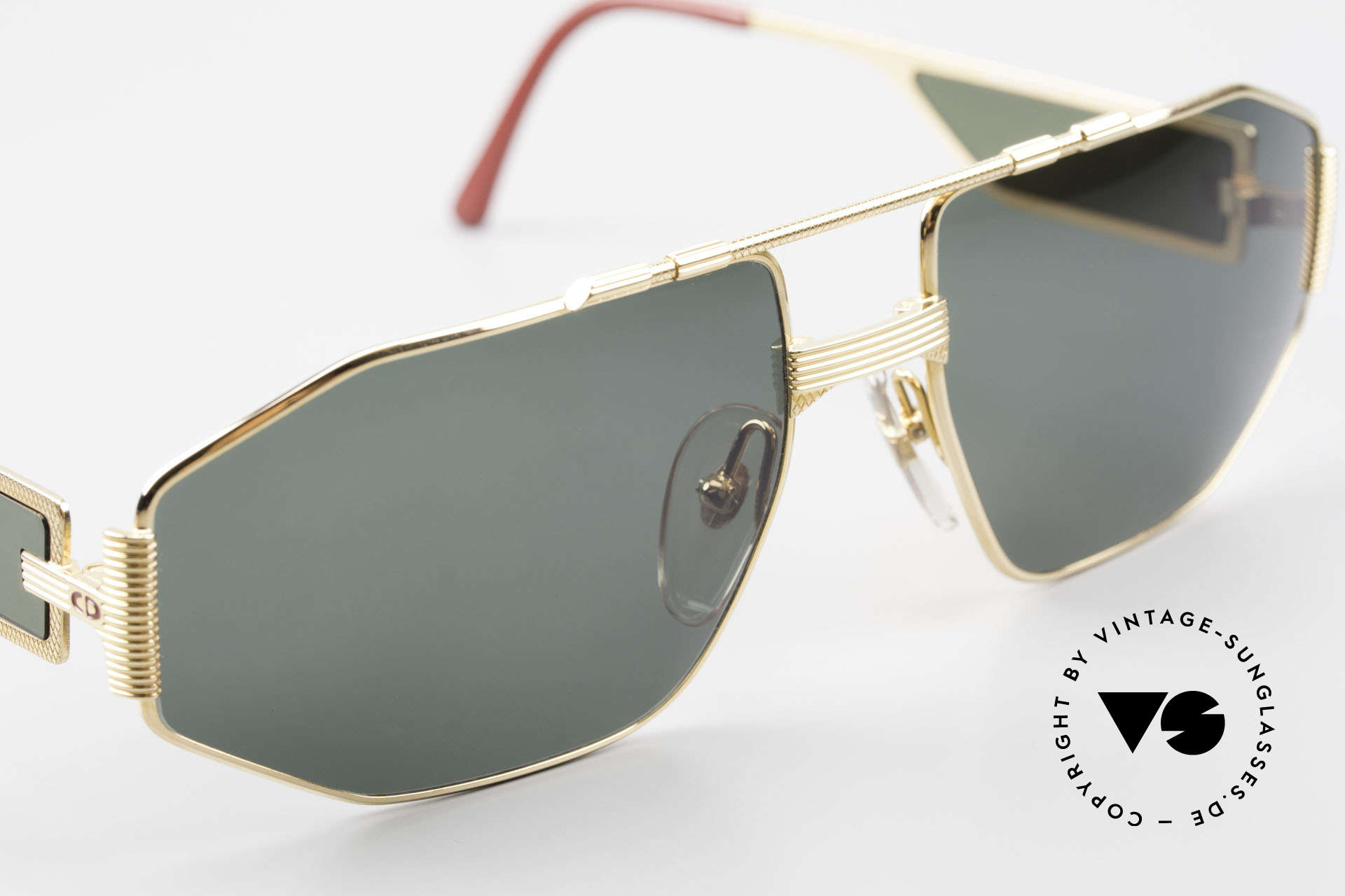Christian Dior 2427 Dior Monsieur 80's Sunglasses, just noble & in top quality (100% UV protection); vertu!, Made for Men