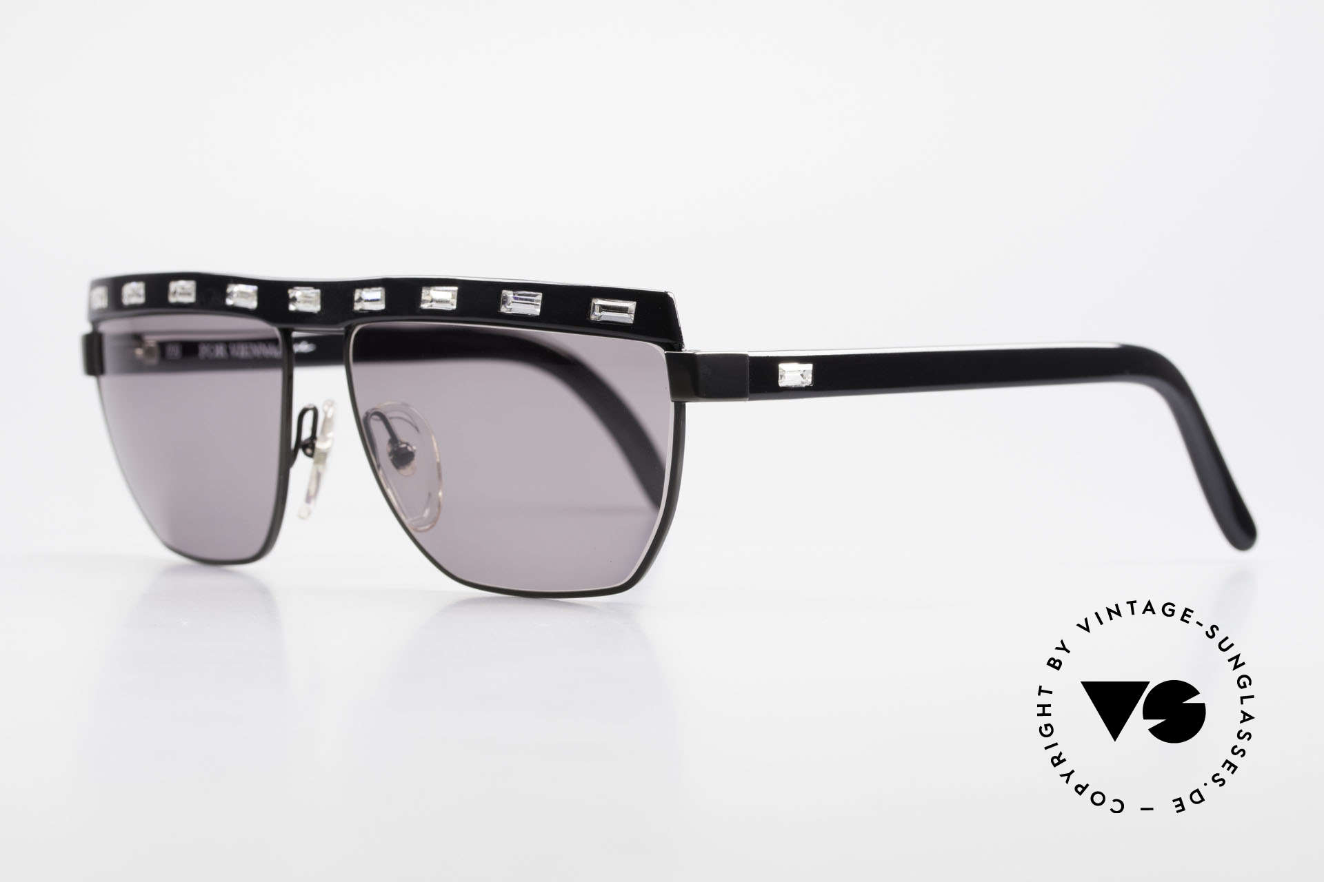 Paloma Picasso 3706 Ladies Sunglasses Crystal Gem, in 1990, Paloma created these beautiful sunglasses, Made for Women