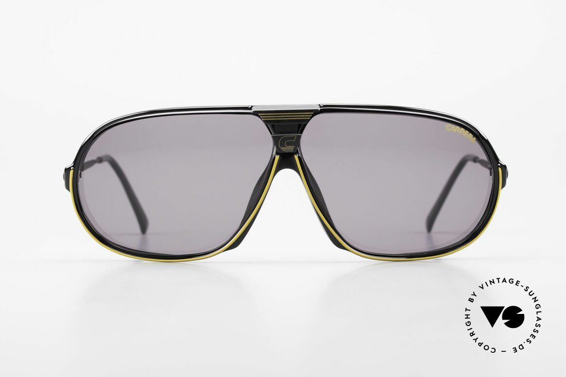 Carrera 5416 80's Sports Sunglasses Optyl, lightweight synthetic frame = OPTYL material!, Made for Men