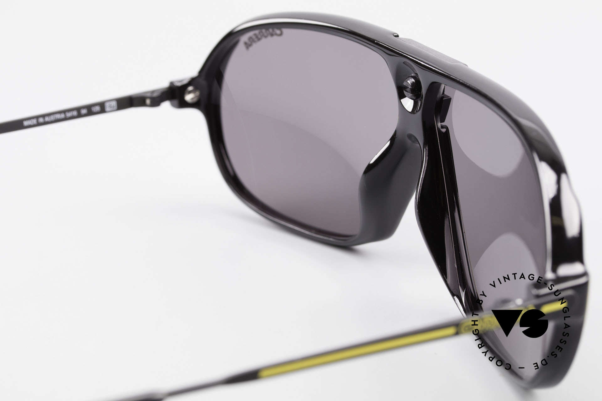 Carrera 5416 80's Sports Sunglasses Optyl, new old stock (like all our 80's Carrera sunnies), Made for Men