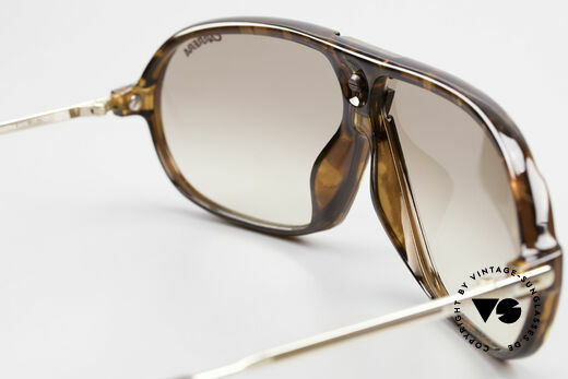Carrera 5416 80's Shades Additional Lenses, new old stock (like all our 80's Carrera sunnies), Made for Men