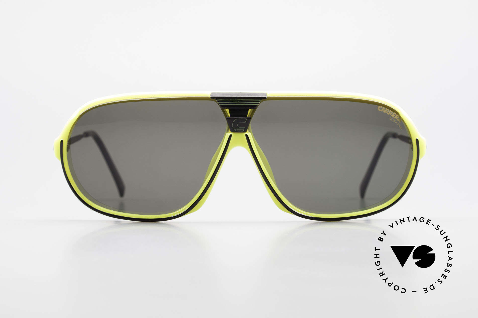 Carrera 5416 80's Shades Polarized Lenses, lightweight synthetic frame = OPTYL material!, Made for Men