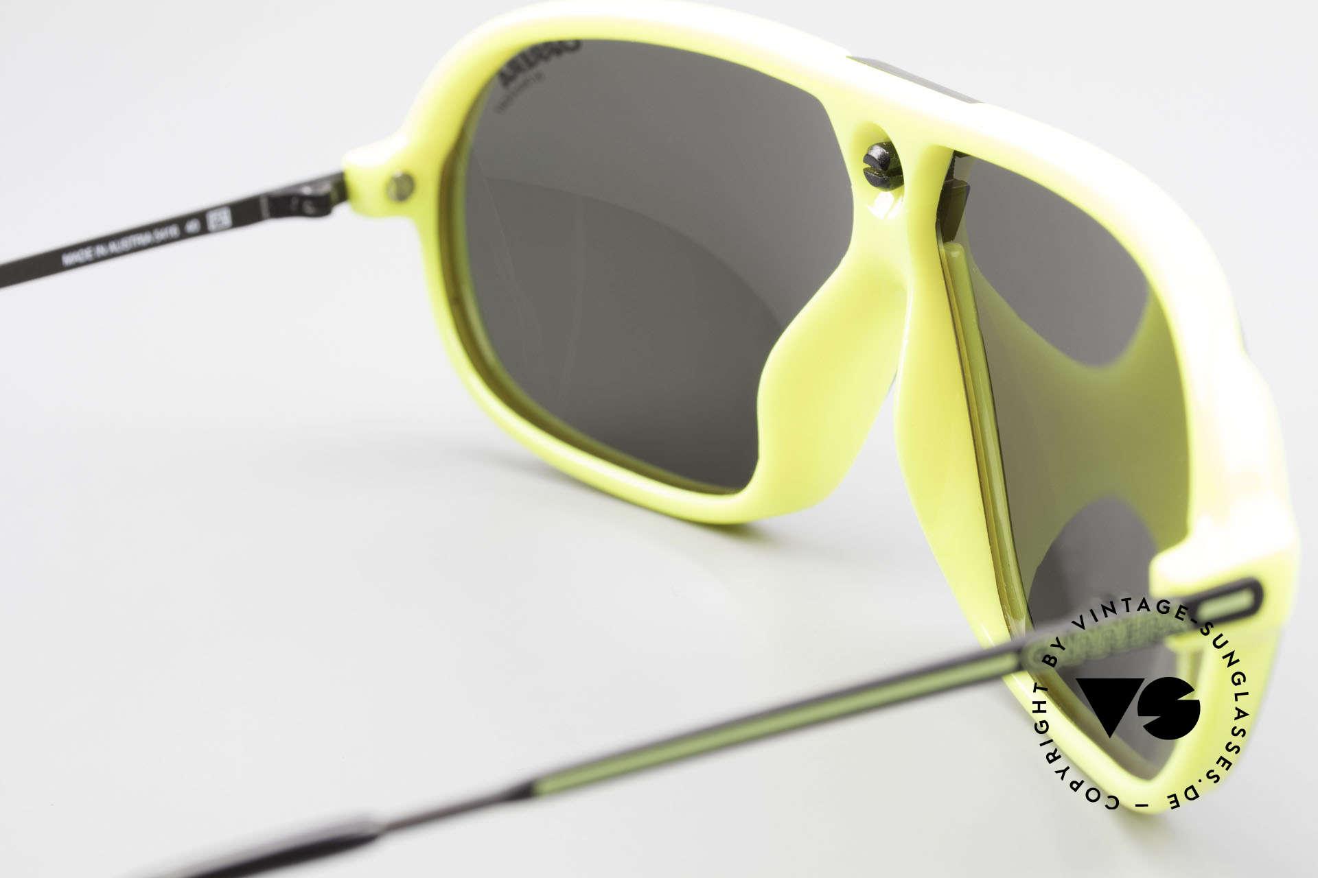 Carrera 5416 80's Shades Polarized Lenses, NO RETRO sunglasses; a rare vintage ORIGINAL, Made for Men