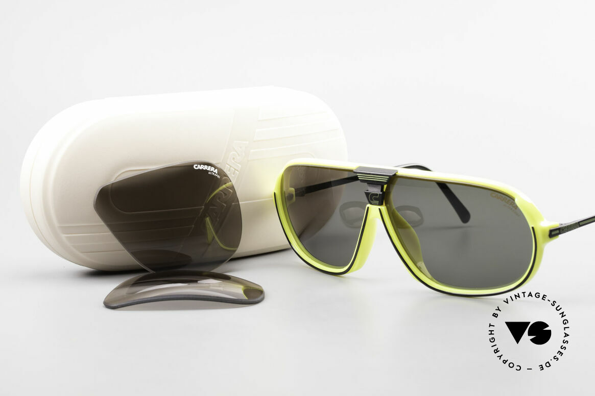Carrera 5416 80's Shades Polarized Lenses, Size: large, Made for Men