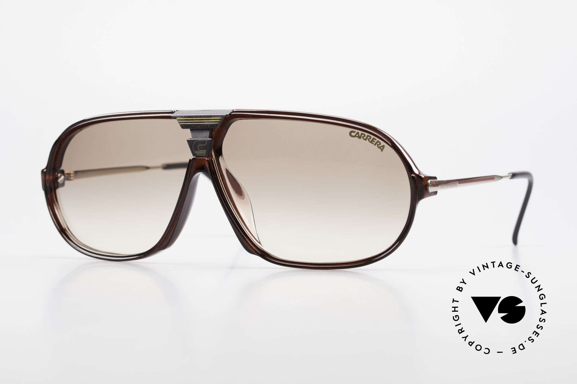 Carrera 5416 80's Interchangeable Lenses, sensational sports shades by Carrera from 1988, Made for Men
