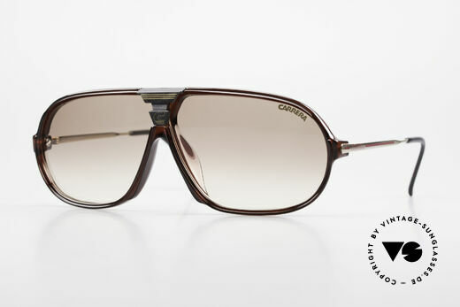 Carrera 5416 80's Interchangeable Lenses Details