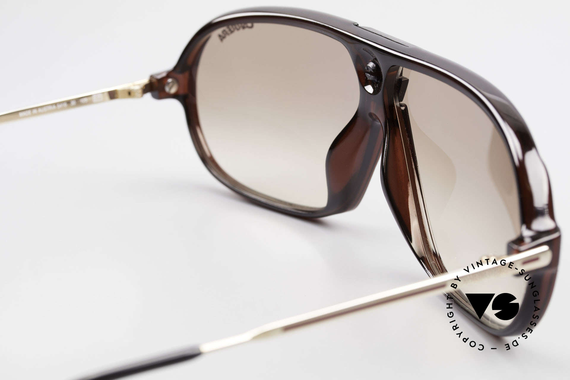 Carrera 5416 80's Interchangeable Lenses, new old stock (like all our 80's Carrera sunnies), Made for Men