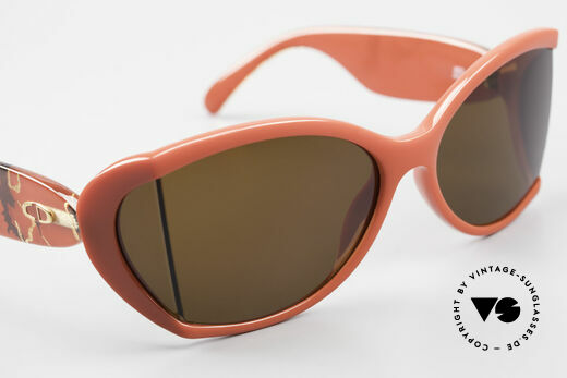 Christian Dior 2439 80's Sunglasses Side Shield, NO retro sunglasses, but an app. 30 years old unicum, Made for Women