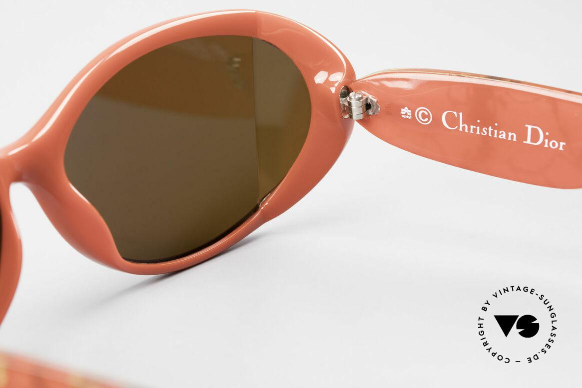 Christian Dior 2439 80's Sunglasses Side Shield, Size: medium, Made for Women