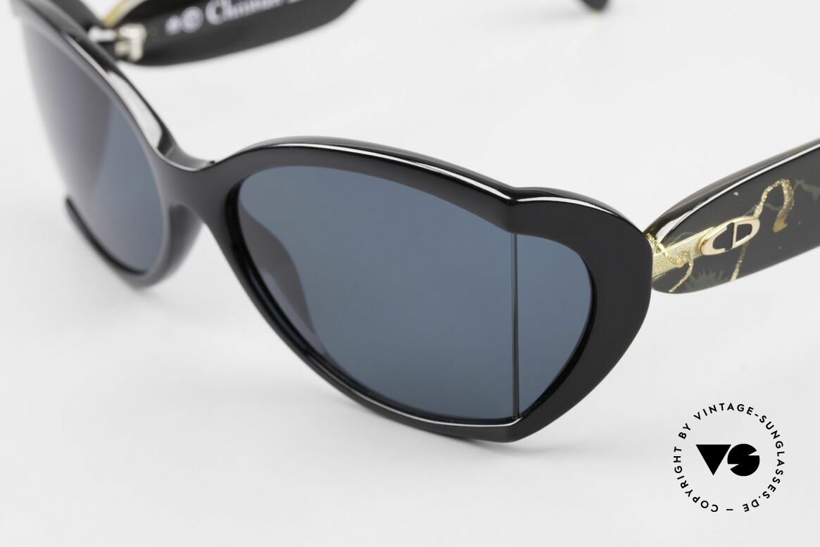 Christian Dior 2439 80's Ladies Shades Side Blinds, new old stock (like all our rare Christian Dior shades), Made for Women