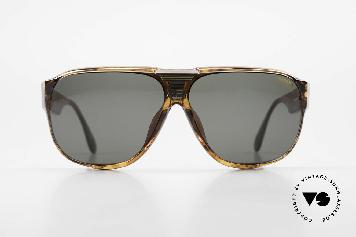 Carrera 5431 80's Alpine Changer Sunglasses, lightweight synthetic frame = OPTYL material!, Made for Men