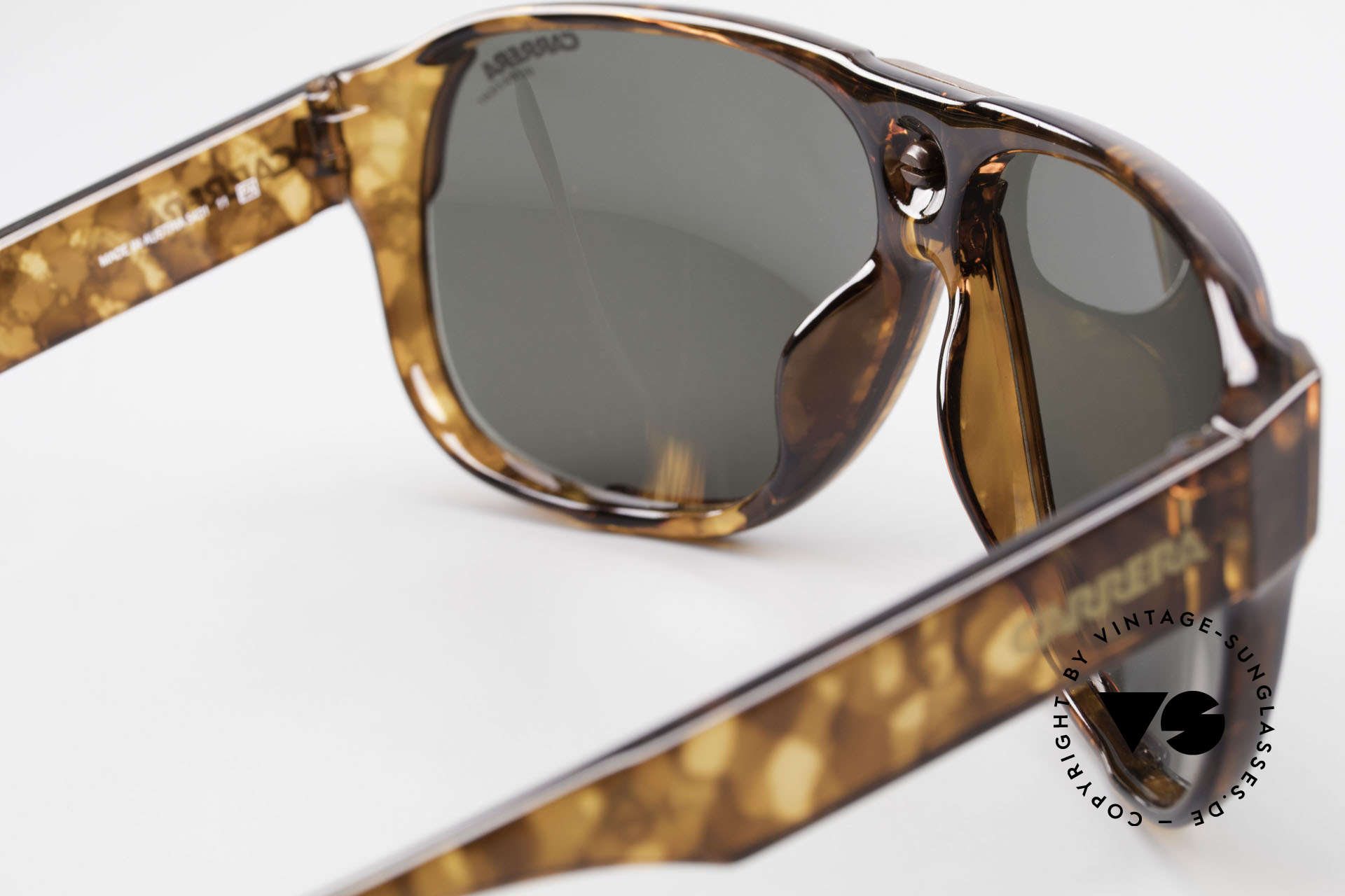 Carrera 5431 80's Alpine Changer Sunglasses, new old stock (like all our 80's Carrera sunnies), Made for Men