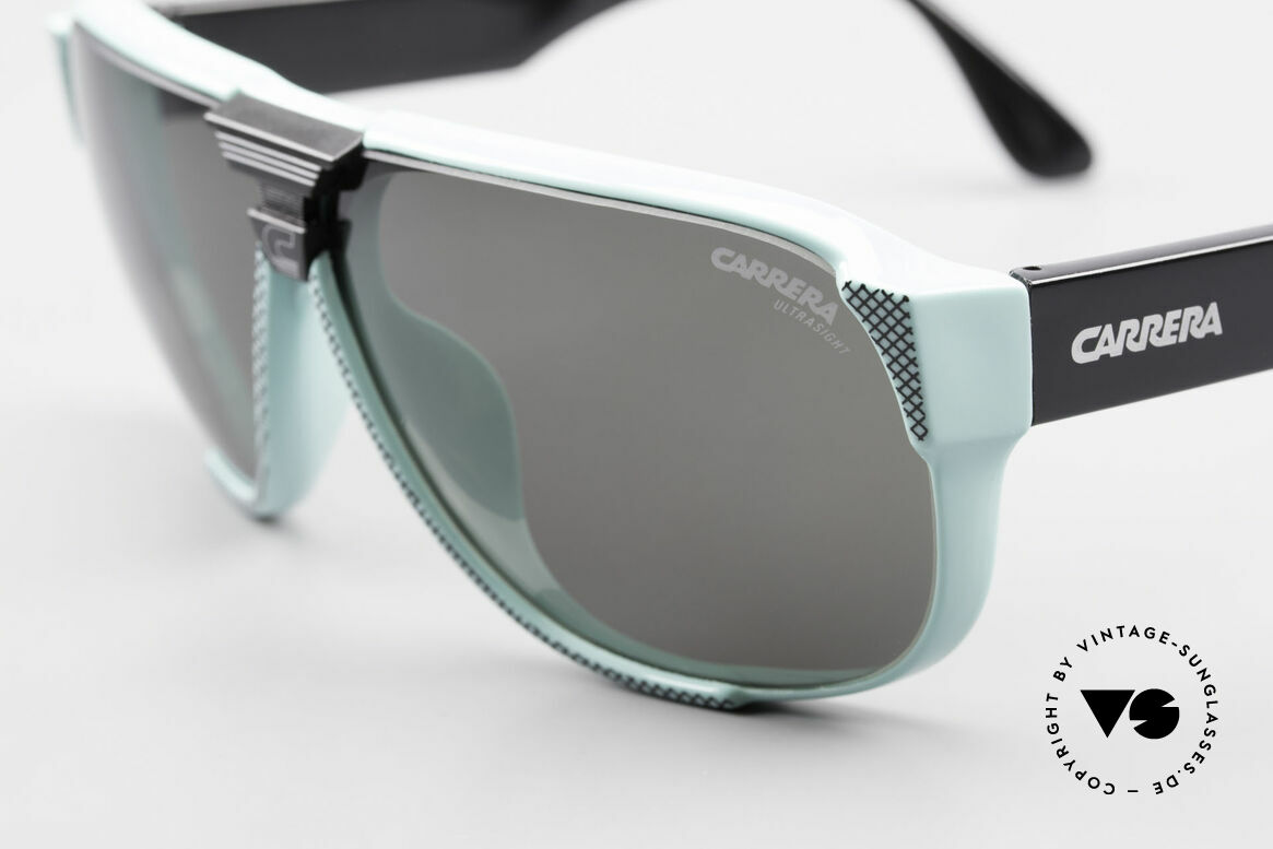"""Carrera 5431 80's Vintage Sports Sunglasses, extraordinary frame pattern with """"lattice effect"""", Made for Men"""